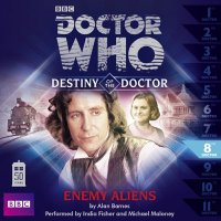 Destiny of the Doctor 8 Enemy Aliens CD