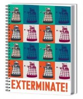 Dalek Note Book Other