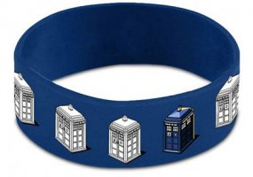 Wristband - TARDIS Memorabilia