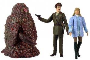 Three Doctors Set Memorabilia