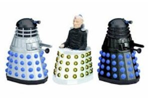 Daleks and Davros Corgi Set Memorabilia