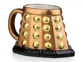Dalek 3D Mug Memorabilia