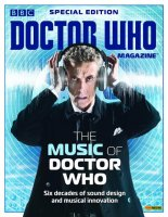 DWM Special 41 The Music of Doctor Who Book (Paperback)