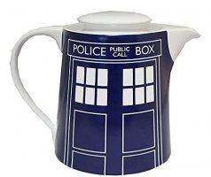Call Box Teapot Memorabilia