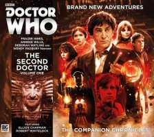 Companion Chronicles Second Doctor Boxset CD