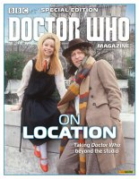 DWM Special 44 On Location Book (Paperback)