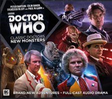 Classic Doctors New Monsters CD