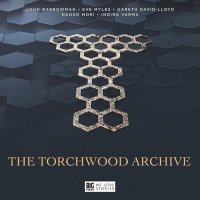 Torchwood Archive CD