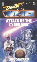 Attack of the Cybermen, Stock No. T1421 Book (Paperback)