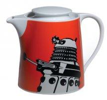 Dalek Teapot Memorabilia