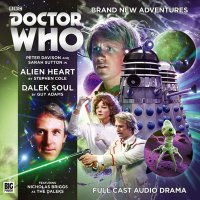 Alien Heart & Dalek Soul CD