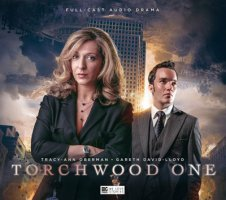 Torchwood One Before the Fall CD