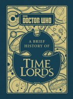 Brief History of Time Lords Book (Hardback)