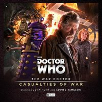 War Doctor 4 Casulties of War CD