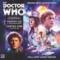 Vortex Ice & Cortex Fire CD