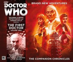 Companion Chronicles First Doctor Boxset 2 CD