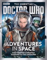 DWM Special Adventures in Space Book (Paperback)