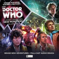 Classic Doctors New Monsters 2 CD