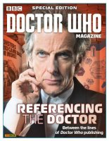 DWM Special 47 Referencing the Doctor Book (Paperback)