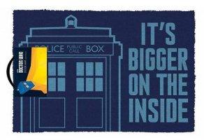 TARDIS Doormat Other
