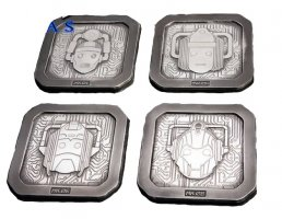 Cyberman Coasters Other