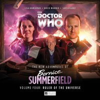 New Adventures of Bernice Summerfield Ruler of the Universe CD