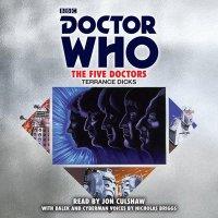 Five Doctors CD