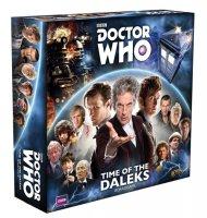 Time of the Daleks Board Game Memorabilia