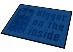 TARDIS Doormat Memorabilia