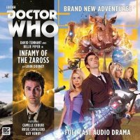 Tenth Doctor Infamy of the Zaross CD