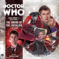 Tenth Doctor Sword of the Chevalier CD