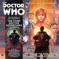 Third Doctor Adventures 4 CD
