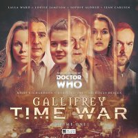 Gallifrey Time War 1 CD