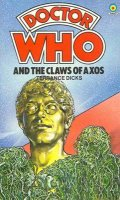 Claws of Axos, Stock No. T2979 Book (Paperback)