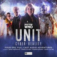 UNIT Cyber Reality CD