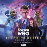 Tenth Doctor Chronicles CD