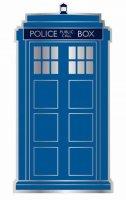 Pinbadge - TARDIS Memorabilia