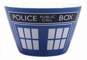 Bowl - Police Box Memorabilia