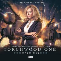 Torchwood One Machines CD