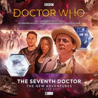Seventh Doctor New Adventures CD