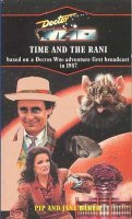Time and the Rani, Stock No. T2996 Book (Paperback)