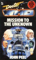 Daleks Masterplan 1 Mission to the Unknown, Stock No. T2977 Book (Paperback)