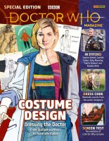 DWM Special 52 Costume Design Book (Paperback)