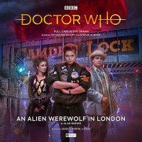 Alien Werewolf in London CD