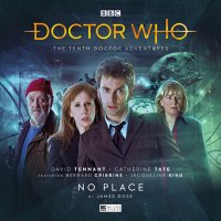Tenth Doctor No Place CD