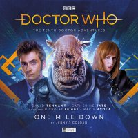 Tenth Doctor One Mile Down CD