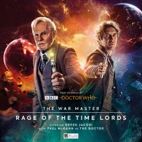 War Master 3 Rage of the Time Lords CD
