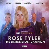 Rose Tyler Dimension Cannon 1 CD