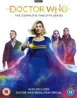 Series 12 Boxset DVD