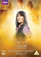 Sarah Jane Adventures Complte Box Set DVD